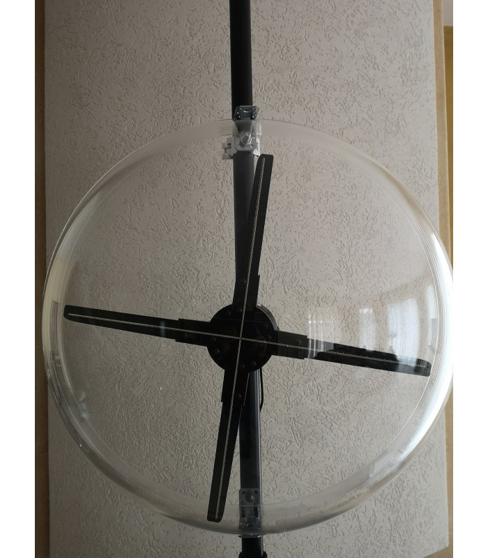 Protection pvc indoor hologramme fan 50 MOM-F1-E 50