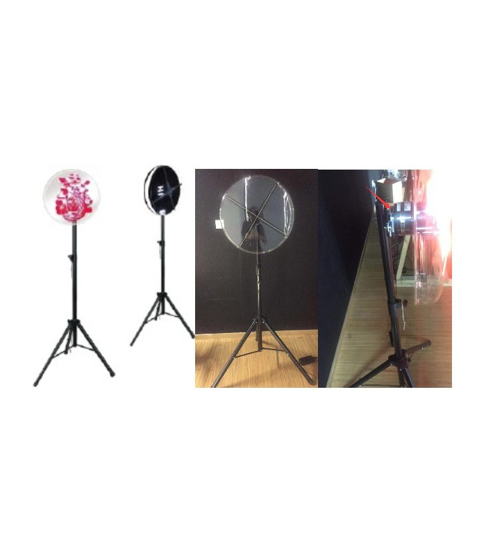 Protection pvc indoor fan 50