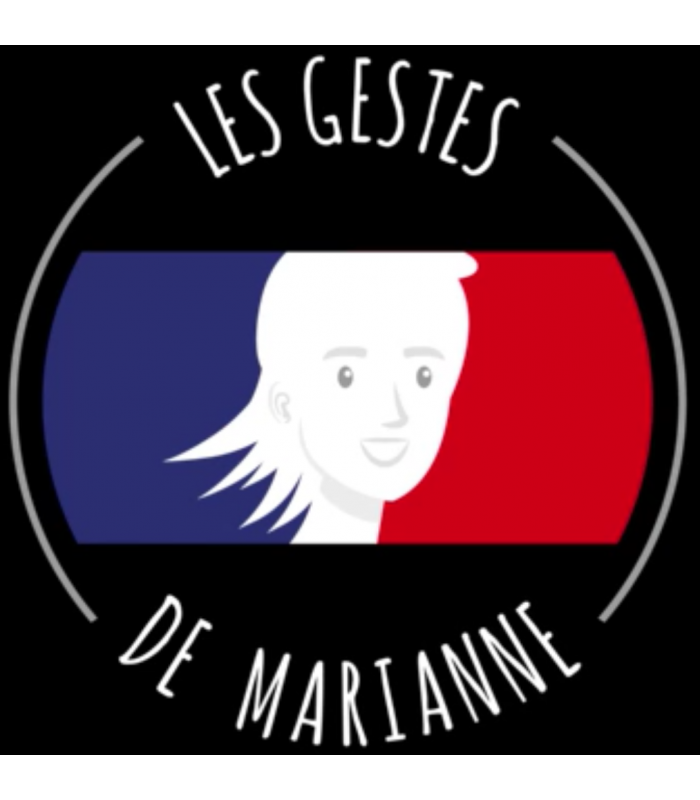 animation marianne hologramme