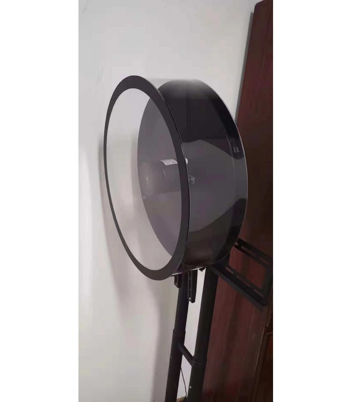 Protection pvc outdoor hologramme 3d fan 50